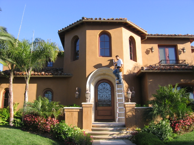 san diego drywall house